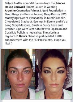 Arbonne make up, want more info? Email me at celise_naylor@yahoo.com, ID: 14705840
