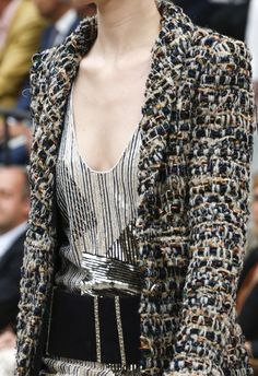 Chanel Haute Couture Autumn 2013