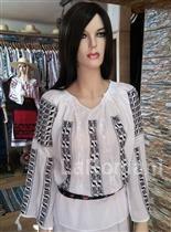 Ie femei stoc 00357 Blouse, Long Sleeve, Sleeves, Tops, Women, Fashion, Moda, Women's, Fashion Styles