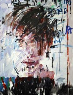 """Saatchi Art Artist Alexander Ilichev; Painting, """"PORTRAIT"""""""