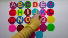 ABC Play Doh   Alphabet PlayDough For Children   Play Dough and Surprise...