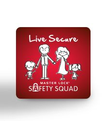 Live Secure Safety Squad - As a parent, safety issues are constantly top-of-mind and it can be overwhelming to keep up with the latest tips and advice to keep your family safe. The Master Lock Live Secure Safety Squad will regularly blog about vital safety and security issues facing your family today.