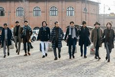Tommy Ton in Florence: Street Style at the Fall '15 Menswear Shows - Gallery - Style.com