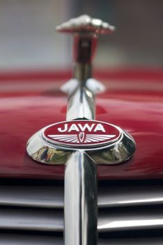 Jawa Minor 1 (1939) car mask sign #cars #Czechia Car Hood Ornaments, Motorcycle Logo, Car Badges, Motorized Bicycle, First Car, Old Cars, Motorbikes, Vintage Cars, Classic Cars