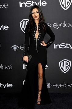 Victoria Justice - The Most Gorgeous After Party Looks from the 2017 Golden Globes - Photos