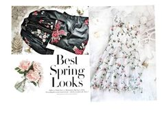A fashion look from March 2017 featuring artificial flowers. Browse and shop related looks. Spring Looks, Artificial Flowers, Fashion Looks, My Style, Polyvore, Collection, Fake Flowers, Art Flowers