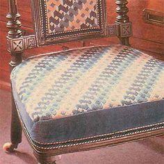 Borduur 'n stoel