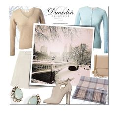 """""""Start New Year with Dunedin Cashmere"""" by mfardilha ❤ liked on Polyvore featuring mode, Topshop, Jimmy Choo, Lanvin, BP., women's clothing, women's fashion, women, female et woman"""