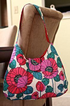 tutorial: shoulder bag
