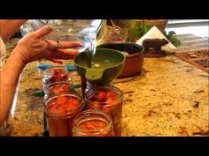 Linda's Pantry Food Storage Canned Hot Links.  There are a few more videos to watch, just follow the links