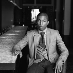 Evening Eye Candy: Pharrell Williams