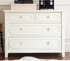 Bedroom Dressers, Baby Dressers & White Dressers | Pottery Barn Kids