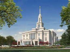 LDS Temple - Payson, Utah Temple