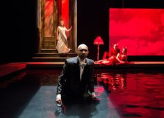 Orpheus pleads Haedes Metamorphoses 25th anniversary