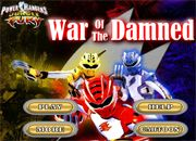 Power Rangers War Of The Damned