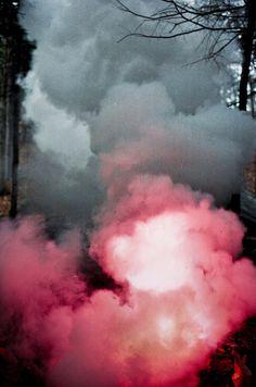 pink smoke clouds Marks Place, Smoke Cloud, Pink Smoke, Liquid Smoke, Grey Clouds, Dry Dog Food, Fire And Ice, Romanticism, High Energy