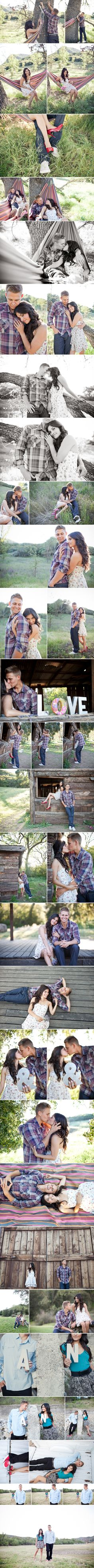 Anniversary picture ideas  -LOVE these! Had to resched my photoshoot due to the weather, buuuut that just gives me longer to find more ideas :)