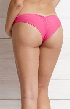 Volcom Solid V-Shape Bikini Bottom at PacSun.com