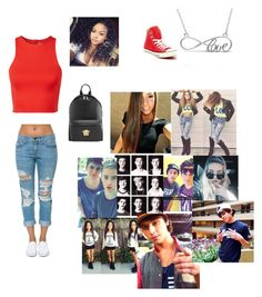 """""""SCHOOL❤️"""" by iammcarter on Polyvore"""