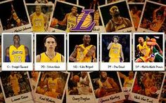 The most points scored in a 7 game series is 284 by which #LALakers? @OfficialNBAQuiz