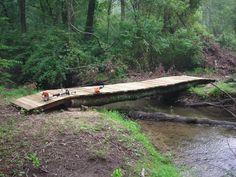 30' X 8' Creek Bridge - Building & Construction - DIY Chatroom Home Improvement Forum