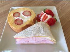 Strawberry desserts ~ tasty