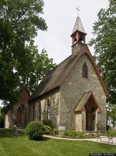 Maryland churches...so pretty for a wedding