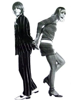 Romance: She first met the Rolling Stones concert in 1965 in Munich, and dated founding member Brian Jones Brian Jones Rolling Stones, Rolling Stones Concert, Anita Pallenberg, Rock N Roll Music, Rock And Roll, Billy Preston, John Mayall, Ronnie Wood, Charlie Watts