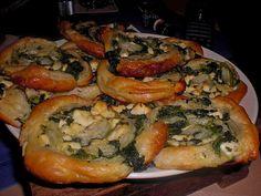 Blätterteig-Spinat-Schnecken, ein leckeres Rezept aus der Kategorie Fingerfood. Bewertungen: 275. Durchschnitt: Ø 4,3.
