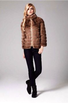 LILLY E VIOLETTA #fashion#fur #mink #jacket #luxury #lillyevioletta @lillyevioletta1