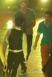 Chris Colfer & Darren Criss CrissColfer