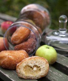 Syrliga äppelmunkar | COOKED
