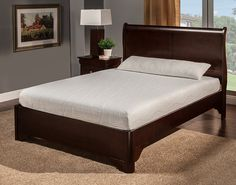 Irvine Home Collection 8-Inch Gel Memory Foam Mattress-Queen Size *** More info could be found at the image url. (This is an affiliate link) #HomeDecorInspiration