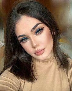 Яндекс.Картинки: поиск похожих изображений Makeup Eye Looks, Pretty Makeup, Love Makeup, Simple Makeup, Natural Makeup, Makeup Tips, Gorgeous Makeup, Glam Makeup, Skin Makeup