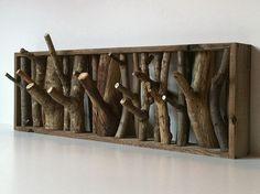 Эко-декор: 35 идей декора из веток для дома | Дизайн интерьера | Декор своими руками