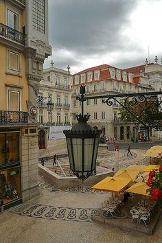 Portas de Santo Antão, Lisboa, Portugal
