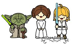 Star Wars SVG's