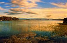 Beautiful Lake in #Finland