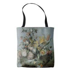 floral designsoft coloured flowers tote bag - flowers floral flower design unique style