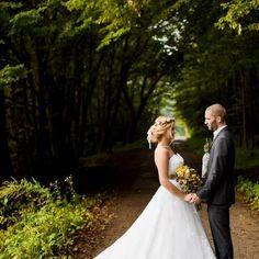 """Nevesta Michaela: """"Do našej svadby sme chceli vniesť kúsok seba, čaro folklóru, slovenské tradície.."""