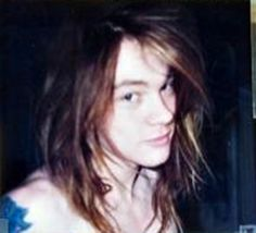 wow so young Axl <3