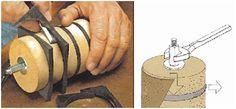 Приспособления для шлифовки - Справочник