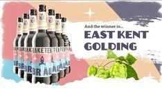 Ihr habt abgestimmt: East Kent Golding ist der Hopfen für Raketenbräu