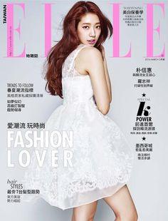 Park Shin Hye ELLE 2