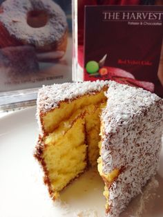 Lamington Cake by The Harvest