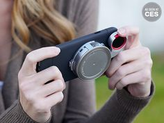 Ztylus iPhone Camera Case & Lens Kit: Enhance Your iPhone Photography w/ 4 Lenses, a Hands-Free Kickstand & More + Free Shipping