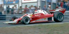 1976 Ferrari 312T2 - Clay Regazzoni (1976 Dutch GP, Zandvoort)