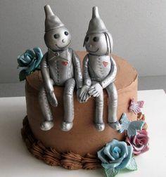 Wedding anniversary cake - by LauraSweetCake @ CakesDecor.com - cake decorating website