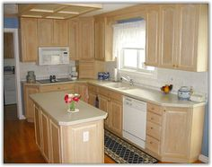 Benefits of Choosing Unfinished Kitchen Cabinets to Remodel a Kitchen Cheaply - http://www.basepaircomm.com/benefits-of-choosing-unfinished-kitchen-cabinets-to-remodel-a-kitchen-cheaply-1450/