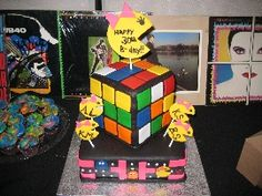 Awesome 80's Cake The Great Cake Contest of 2010 | Disney Family.com
